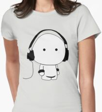 Music Women's Fitted T-Shirt