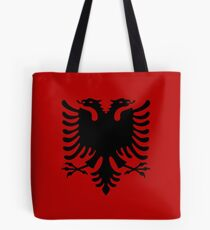Shqipe - Albanian Griffin Tote Bag