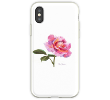 Quot Rose Watercolor Quot By Pat Yager Redbubble