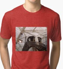 Chicago Rookery Building #4 Tri-blend T-Shirt