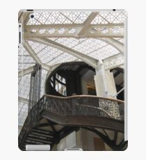 Chicago Rookery Building #4 iPad Case/Skin