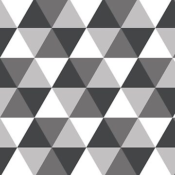 Geometric Pattern - Light by Forever-Always