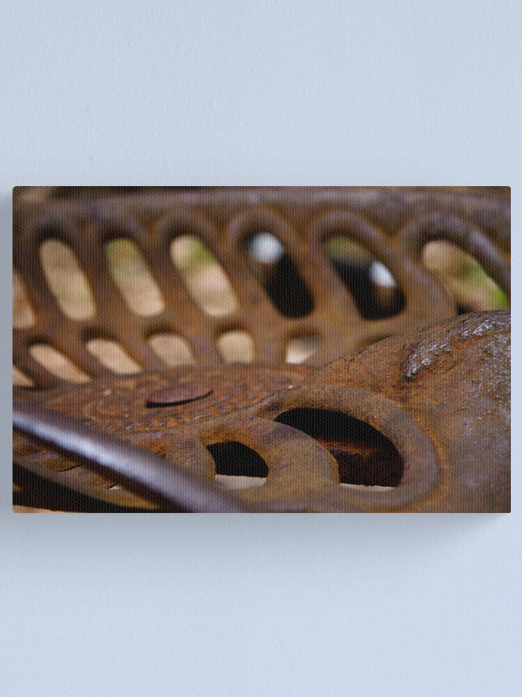 Alternate view of Have a seat Canvas Print