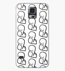 Funda/vinilo para Samsung Galaxy Doodle de chan
