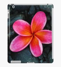 Frangipani Flower iPad Case/Skin