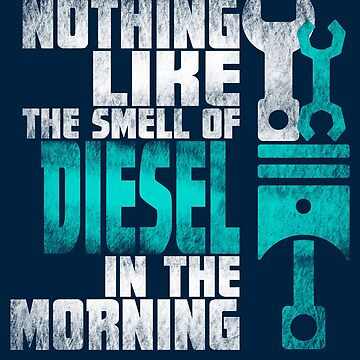Funny Diesel Mechanic Gift Tee Shirt Gift for Car Guy by niftee