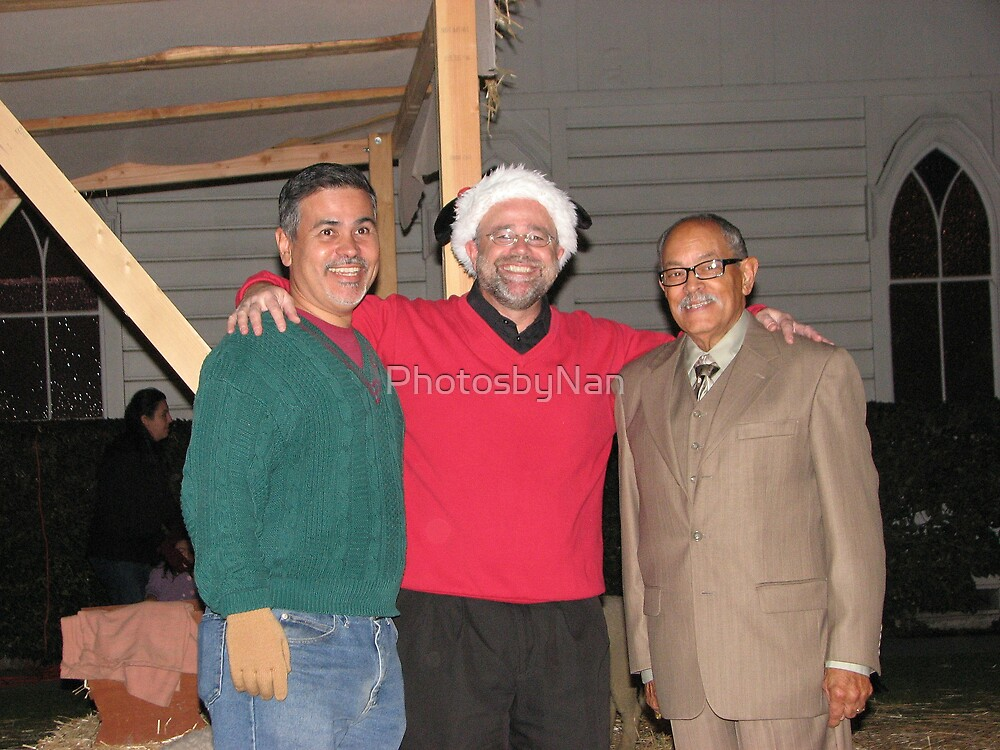 The Three Pastors by PhotosbyNan