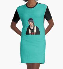lil xan-perfect Graphic T-Shirt Dress