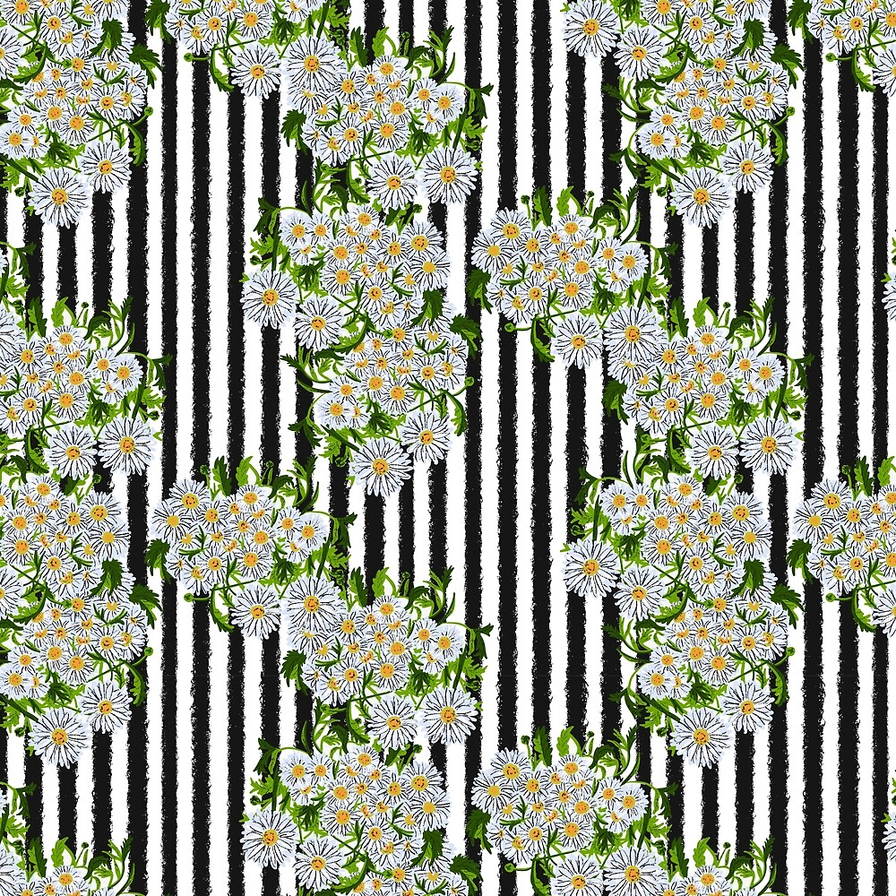Daisy birth month flower for april by kao tsuchimoto redbubble daisy birth month flower for april izmirmasajfo