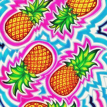 Pineapples by chippychowmein