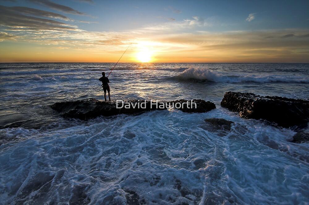 Gone Fishing by David Haworth