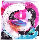 Color Twisted #21 von Diana Linsse