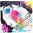 Color Twisted #28 von Diana Linsse