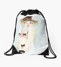Estelle Drawstring Bag