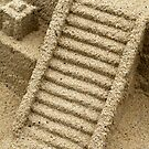 Sand stairway by Aneurysm