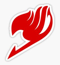 Fairy Tail Symbol Sticker