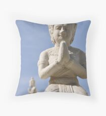 Phnom Penh Throw Pillow