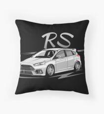 Focus MK3 RS T-Shirt Throw Pillow