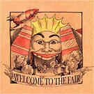 Welcome to the Fair by Liesl Yvette Wilson
