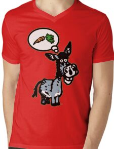 The Carrot by Cheerful Madness!! Mens V-Neck T-Shirt