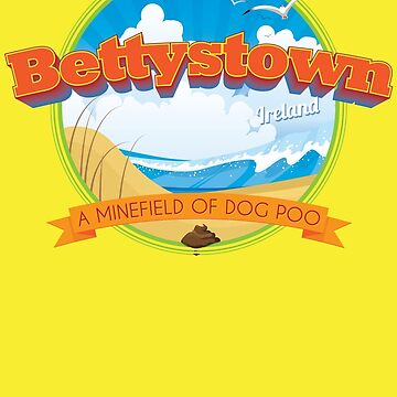 Bettystown - A Minefield of Dog Poo by tydal
