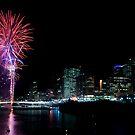 Happy Holidays Brisbane by Lance Jackson