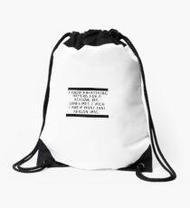 Reason - why ? Drawstring Bag