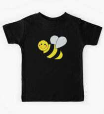 Bumble Bee Graphic Kids Tee