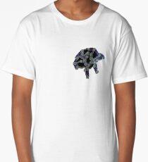 Marine Jelly small Long T-Shirt