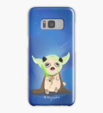 Pug Yoda Jedi  Samsung Galaxy Case/Skin