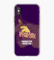 Monster Hunter All Stars - Shagaru Strikers iPhone Case