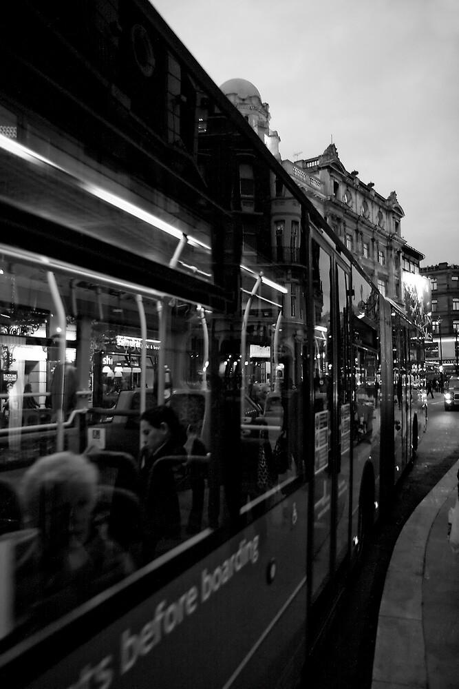 West End Commuter by Garibaldi