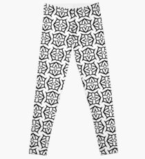 Geometric love Leggings