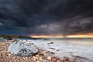 Stormy Sunset by KathyT
