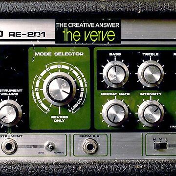 The Verve - Space Echo - The Creative Answer [RARE] by autonomy
