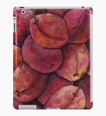 Plums iPad Case/Skin