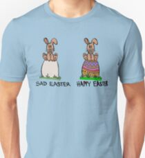 Sad or happy Easter T-Shirt