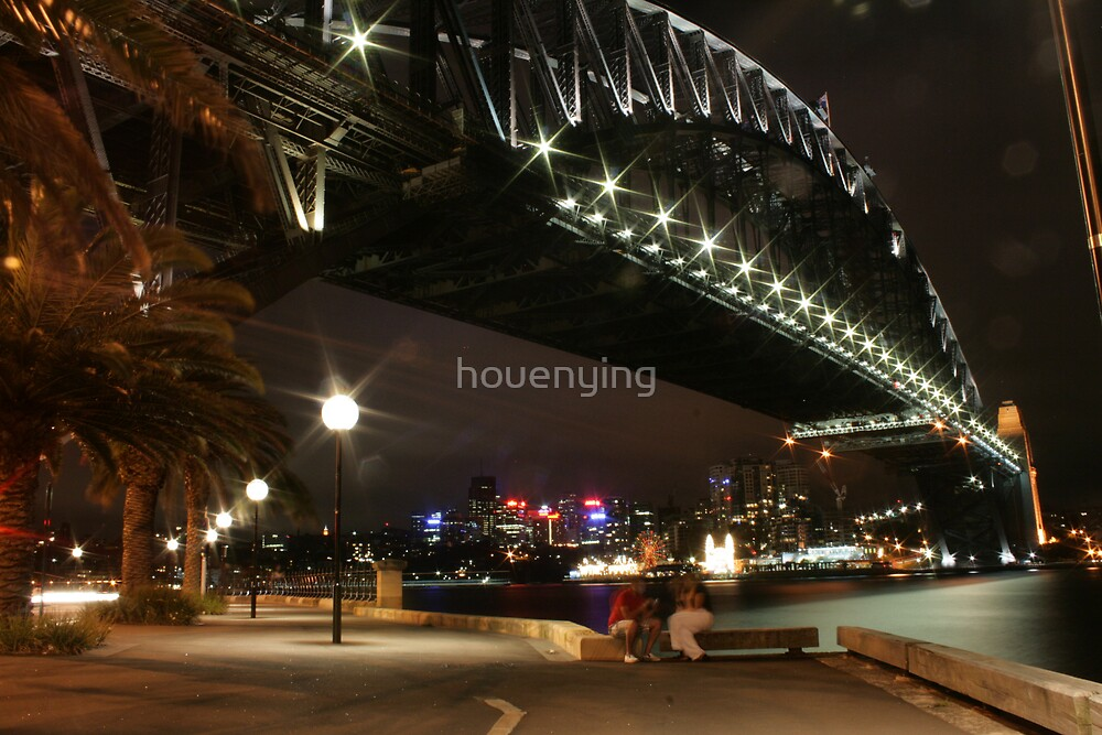 The Sydney night - 2 by houenying