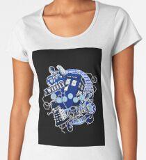Wibbly Wobbly Timey Wimey... Stuff Women's Premium T-Shirt