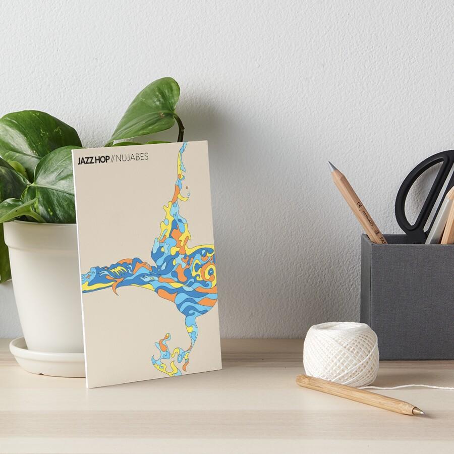 Jazz Hop // Nujabes Galeriedruck
