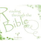 Reading Through the Bible by peabea