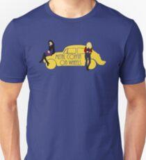 Metal Coffin On Wheels Unisex T-Shirt