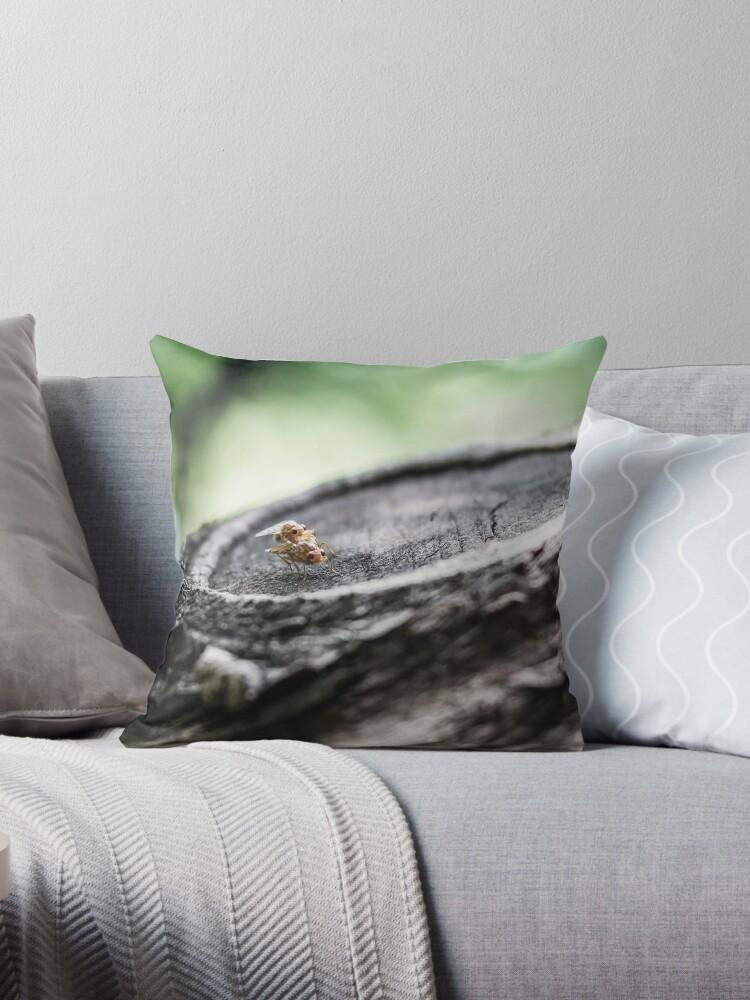 VOYEUR [Throw pillows] by Matti Ollikainen