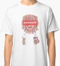 Camiseta clásica Nueva mercancía de Lil Pump Esskeetit