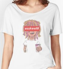 New Lil Pump Esskeetit Merchandise Women's Relaxed Fit T-Shirt