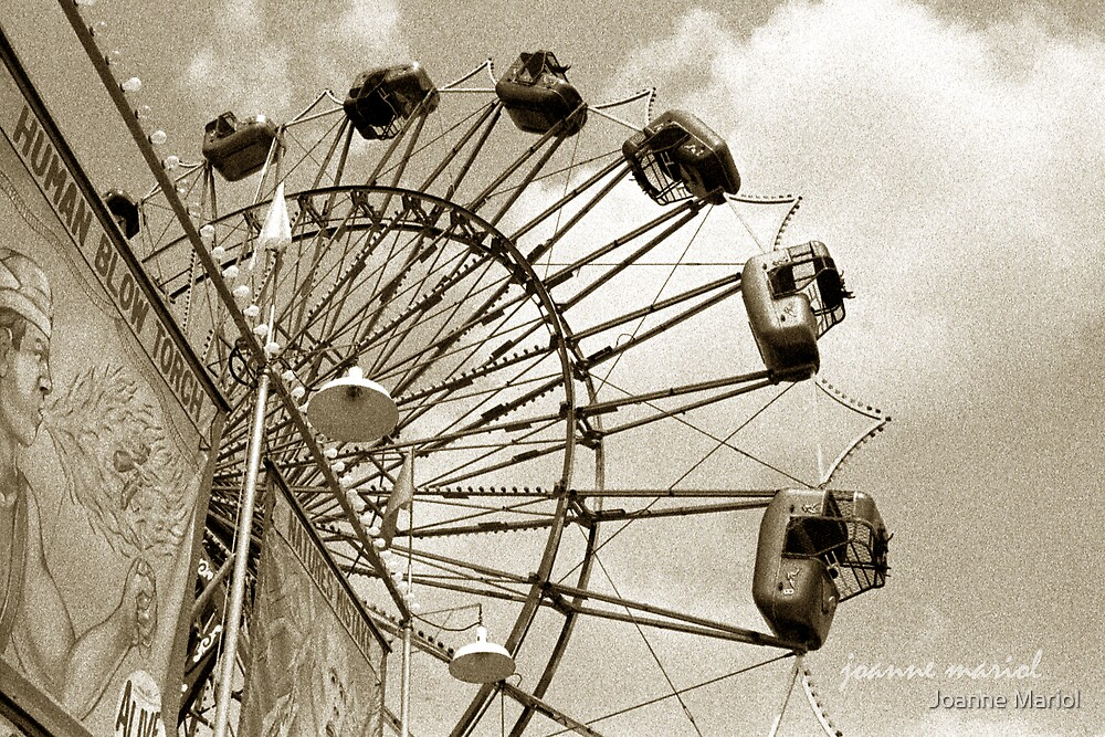 County Fair 6 by Joanne Mariol