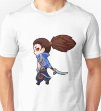 Yasuo Chibi LoL Unisex T-Shirt