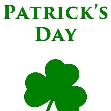 St. Patrick's Day Shamrock by JDOK