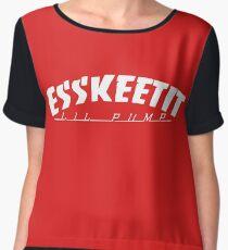 Lil Pump Esskeetit New Design Chiffon Top