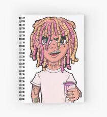 pump Spiral Notebook